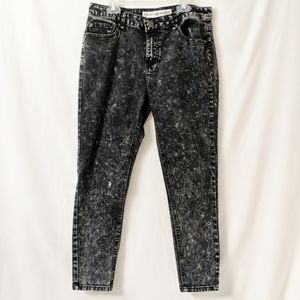 Ashley Mason Black Skinny Jeans Size 9